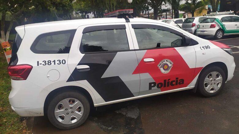 Procurado foi detido pela PM na manhã desta quarta - Crédito: Maycon Maximino
