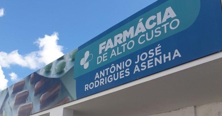 Os medicamentos da Farmácia de Alto Custo são enviados pelo Governo do Estado - Crédito: Divulgação