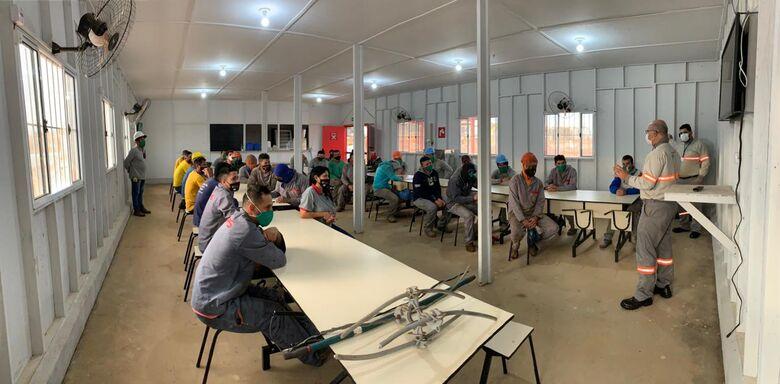 CPFL realiza palestras de prevenção de acidentes com a população em São Carlos -
