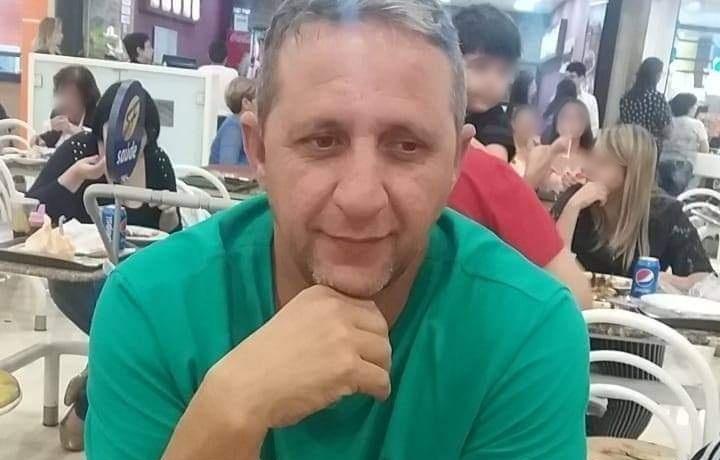Após 15 dias intubado, caminhoneiro perde a luta para a Covid-19 - Crédito: arquivo pessoal