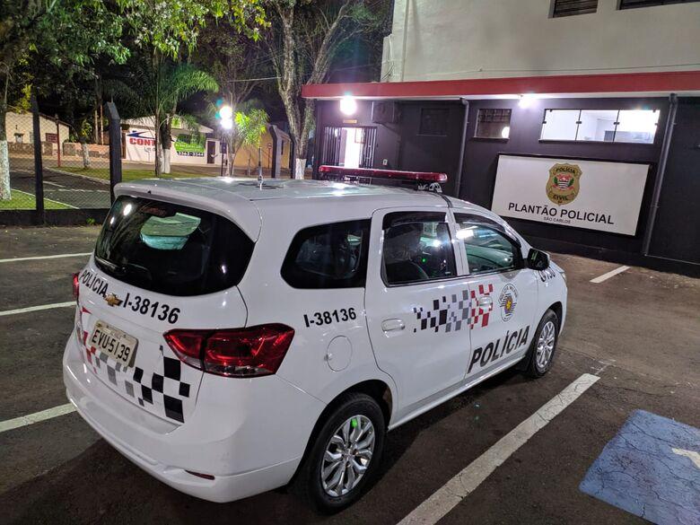 Caso de violência urbana foi registrado no plantão policial - Crédito: Arquivo/São Carlos Agora