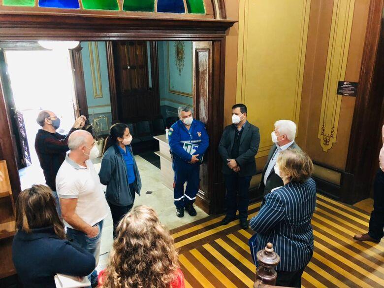 Palacete Conde do Pinhal vai abrigar espaço cultural após restauração - Crédito: divulgação