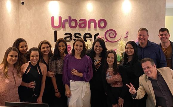 Equipe Urbano Laser - Crédito: Divulgação