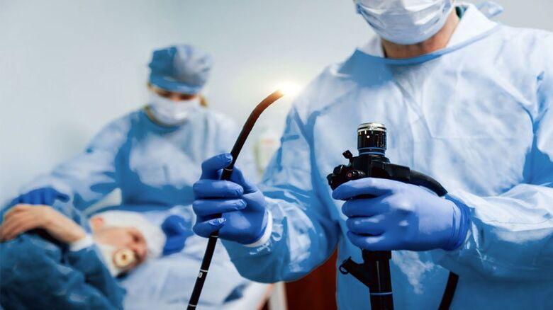 Pandemia reduz em cerca de 60% volume de colonoscopias - Crédito: divulgação