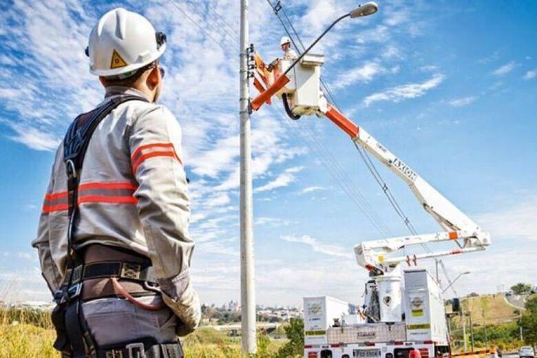 Vento forte causa interrupções de energia elétrica em São Carlos - Crédito: Divulgação