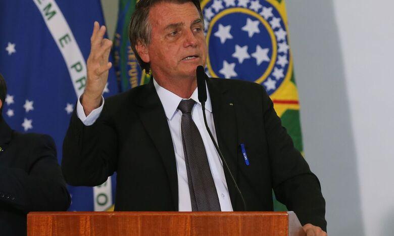 Presidente Jair Bolsonaro - Crédito: © Fabio Rodrigues Pozzebom/Agência Brasil