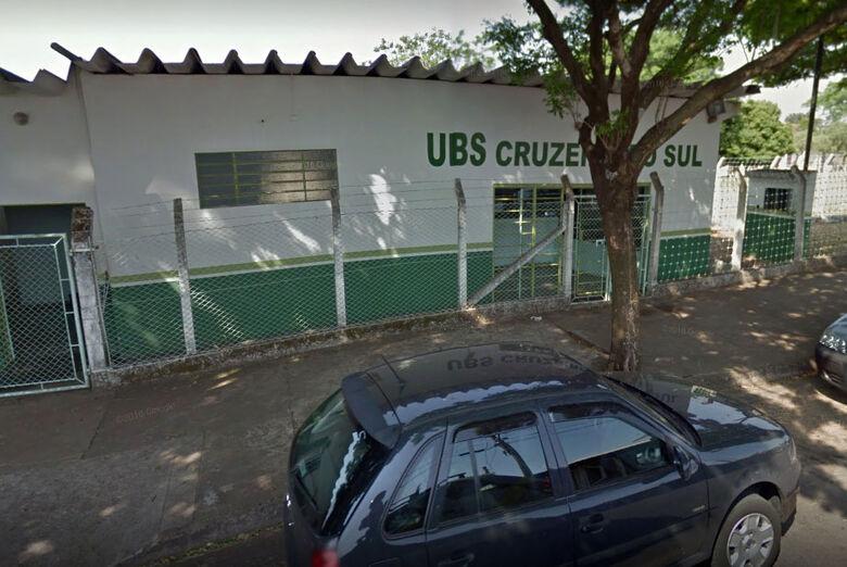 UBS Cruzeiro do Sul - Crédito: Google Maps