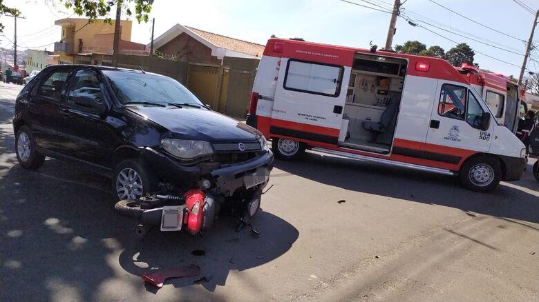 Morre jovem que sofreu acidente de moto no Cruzeiro do Sul - Crédito: Maycon Maximino