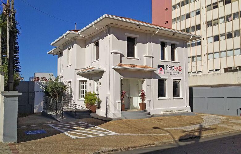 Prédio da Prohab em São Carlos - Crédito: divulgação