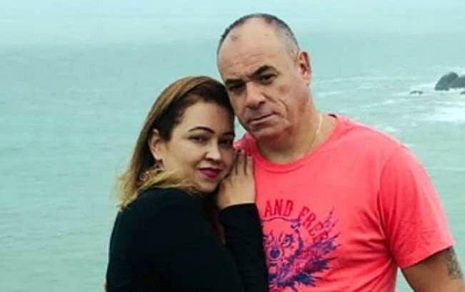 José e Cíntia: mortes trágicas causaram comoção em Dobrada - Crédito: Reprodução/Facebook