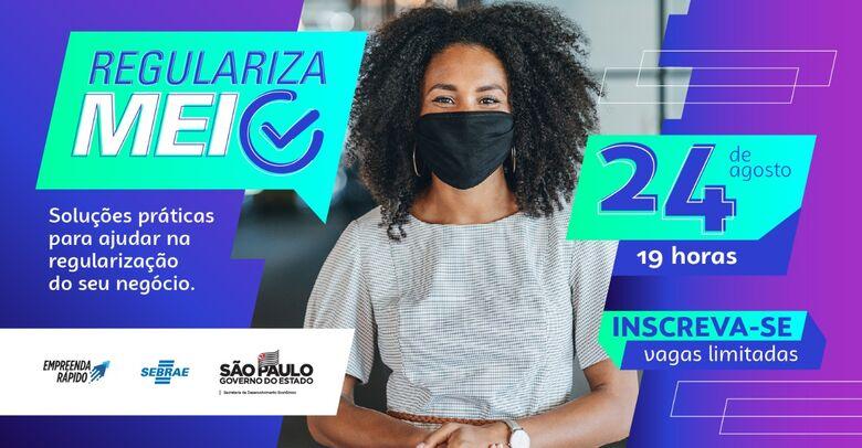 Sebrae-SP realiza ação para orientar MEI a se regularizar - Crédito: Divulgação
