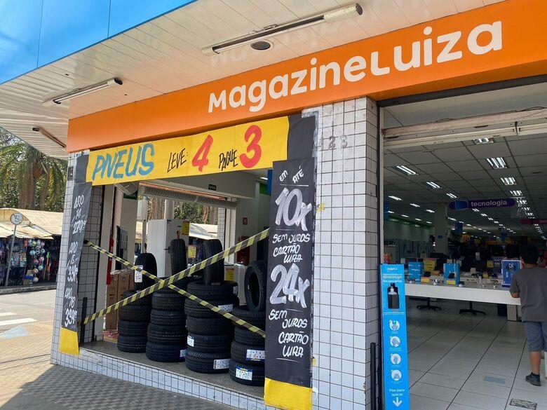 Leve 4 e pague 3 pneus nesta quinta-feira (26) no Magalu -