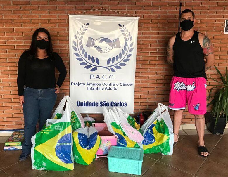 Jessica Cândido da Silva e Rykoff Aidar - Crédito: divulgação