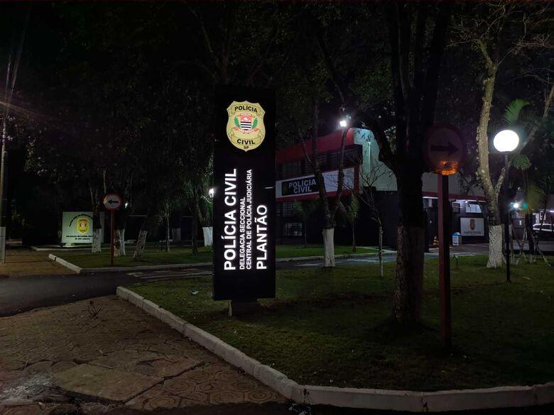 Ocorrência foi registrada no Plantão Policial de São Carlos - Crédito: Maycon Maximino/arquivo