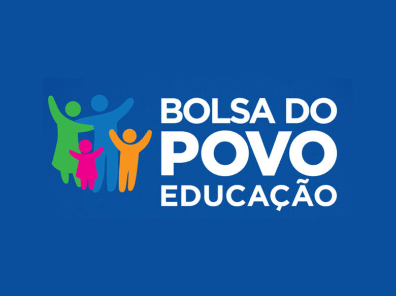 Bolsa do Povo Educação: inscrições podem ser feitas a partir desta quinta-feira para estudantes da rede pública - Crédito: divulgação