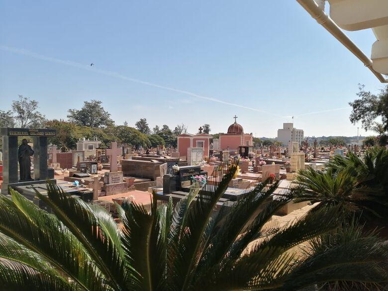 Cemitério Nossa Senhora do Carmo - Crédito: Divulgação