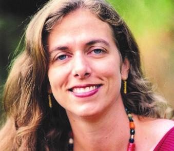 Flávia Lins e Silva, realizará uma palestra com o tema Criando mundos através dos livros para as crianças - Crédito: Divulgação