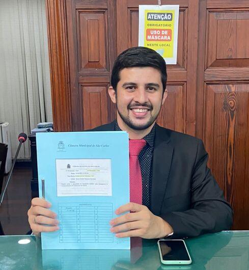 Lei do Vereador Bruno Zancheta que propõe gratuidade do transporte coletivo para pacientes com câncer é aprovada na Câmara -