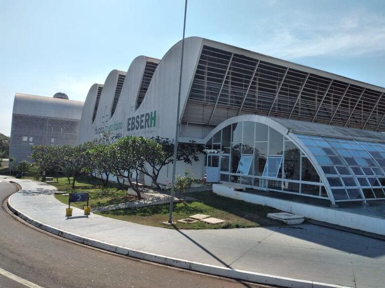 Hospital Universitário da UFSCar, São Carlos -SP - Crédito: Foto: CCS-UFSCar