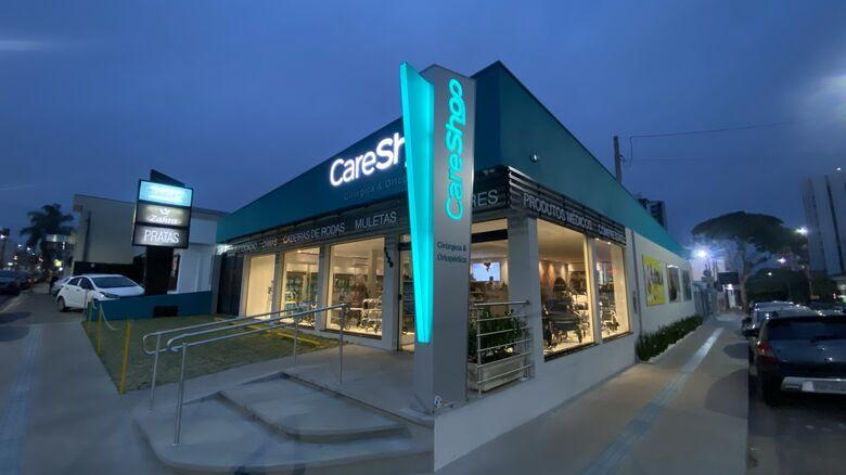 CareShop fica na Av. Dr Carlos Botelho - Crédito: Divulgação