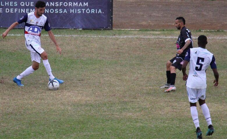 Em casa, empate com o Rio Branco: em Limeira, Lobo busca a vitória - Crédito: Divulgação