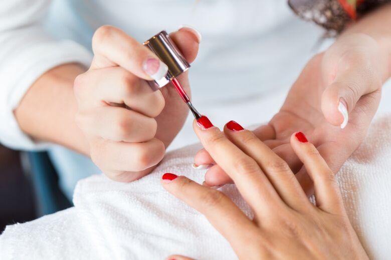 Manicure - Crédito: divulgação