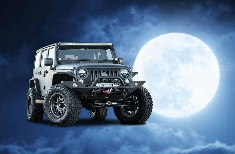 Passeio da Lua Cheia acontece no dia 23 de outubro - Crédito: divulgação