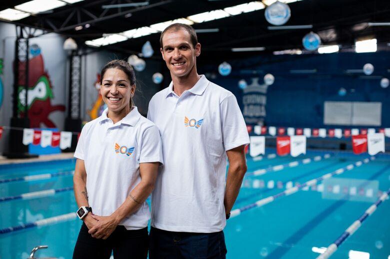 Mariana Ohata e Reinaldo Colucci estarão irão participar da Semana Move - Crédito: Correpra Foto