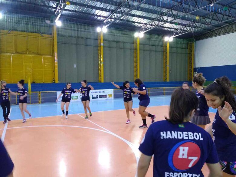 Jogadoras se preparam para o primeiro desafio no Paulista: surpreender Santos - Crédito: Marcos Escrivani