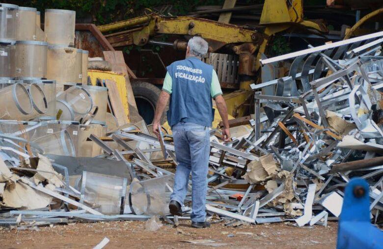 Compra de materiais de origem duvidosa: Aprovado, projeto de lei aguarda sanção do prefeito Airton Garcia - Crédito: Divulgação