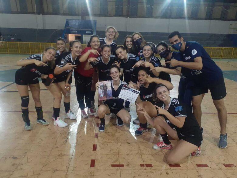 Equipe são-carlense conquistou uma vitória em dois compromissos pela Copa Derla - Crédito: Divulgação