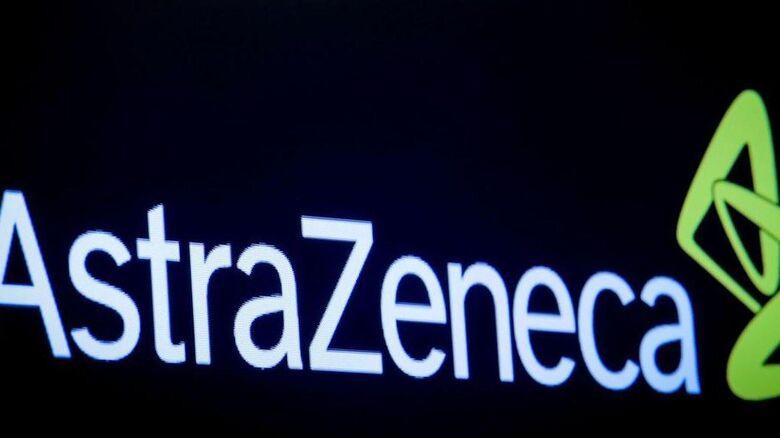 Aztrazeneca logo - Crédito: Agência Brasil