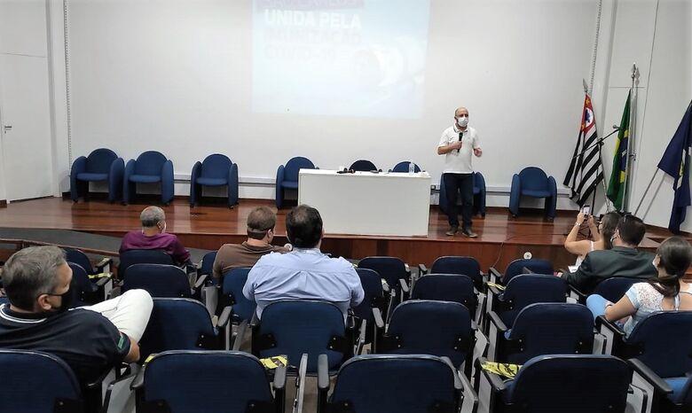 Comitê emergencial de combate ao coronavírus se reúne com sociedade civil organizada - Crédito: divulgação