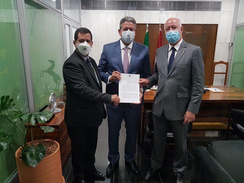 Câmara Federal oficializa canal de TV aberta para São Carlos - Crédito: divulgação