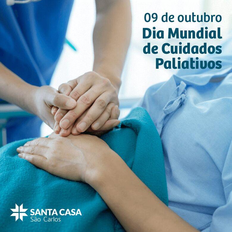 Santa Casa intensifica atendimentos de cuidados paliativos a pacientes -