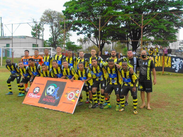 Deportivo foi a única equipe a vencer na abertura da segunda fase da Copa da Amizade - Crédito: Marcos Escrivani