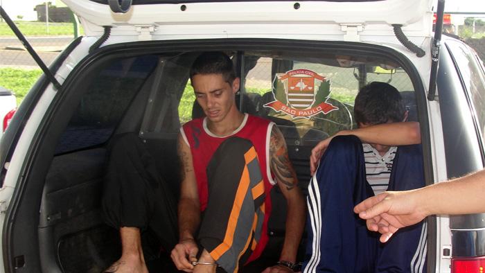 Irmãos estão presos no Centro de Triagem de São Carlos (SCA na TV) -