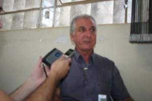 Secretário de Serviços Públicos, Nivaldo Sigoli, falou sobre o problema das enchentes -