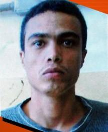 Atos Henrique Pinto, de 26 anos, teria assaltado a farmácia duas vezes em dois dias -