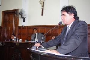 Vereador Rabello integrou recentemente a ONG brasiliense -