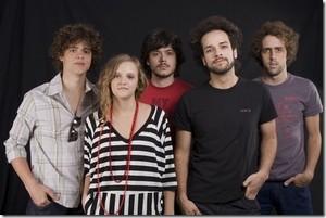 A banda Garotas Suecas será uma das atrações do Festival Contato -