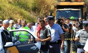 Marcos Aurélio Quintino Camilo foi preso por homicidio doloso (Foto:jornalacidade.com.br) -