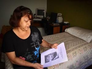 Mãe está a procura do filho que fugiu em uma ambulância (Foto: Araraquara.com) -
