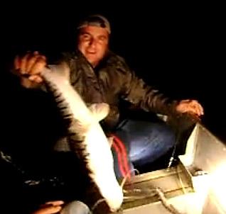 Marcos era apaixonado por pescaria. -
