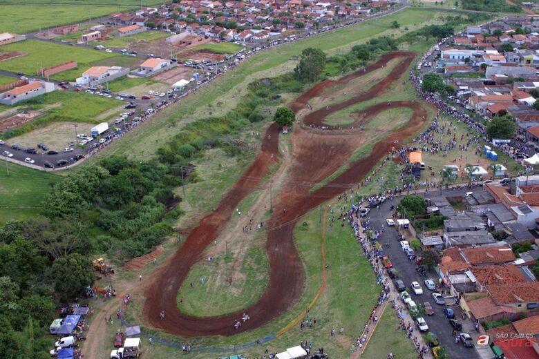 Ibaté receberá pela segunda vez a final do Motocross Champion -