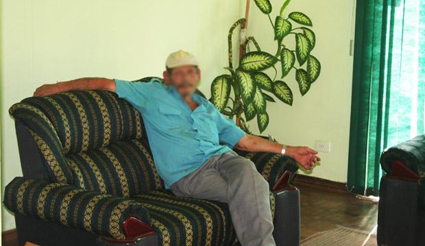 Acusado foi levado até a DDM e deverá responder pelo crime de agressão. -
