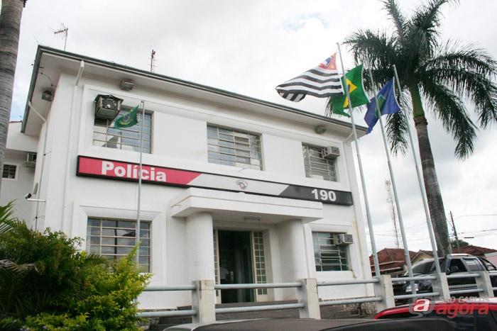 Sede do Batalhão da Polícia Militar de São Carlos que recebeu prêmio por excelência. (foto: Marcio David) -