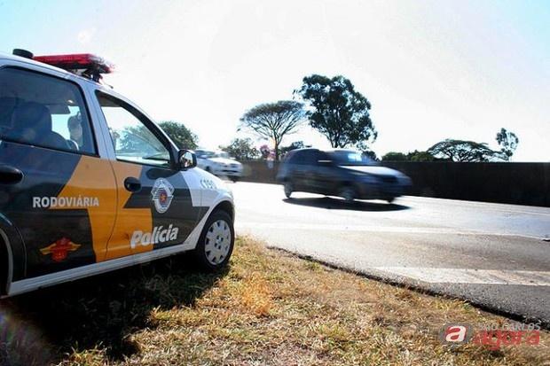 O único acidente com vítima fatal foi registrado pela Polícia Rodoviária na SP-310 em Matão. -