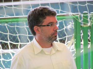 Sérgio Pinheiro Nunes, coordenador geral do SINTUFSCar (Foto: Tiago da Mata/SCA) -