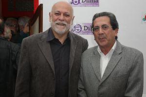 Pré-candidato a prefeito Oswaldo Barba e vice Normando Lima (Foto: Divulgação) -